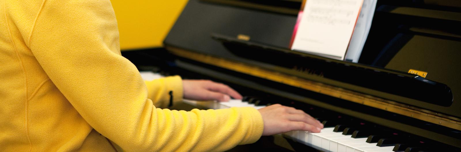 yksityistunnit piano